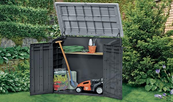 Ev ve Bahçenizdeki Eşyalarınızı Saklamak/Korumak İçin...