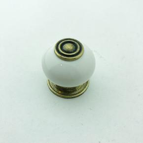 Porselen Kulp Beyaz 0611-Antik