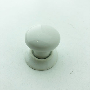 Porselen Kulp Beyaz 0211-Düz Pullu