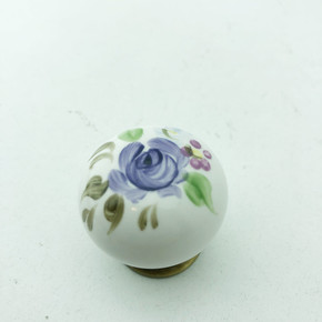 Porselen Kulp Kanaviçe El Dekoru