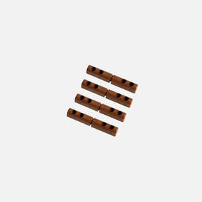 Sineklik Menteşesi Dem.Pimli Kahverengi P.V.C. Doğrama