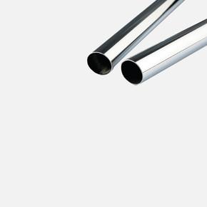 Askı Borusu Yuvarlak 300Cm Krom 25 mm