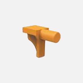 Plastik Dübelli Raf Pimi 5 mm Meşe  20'li