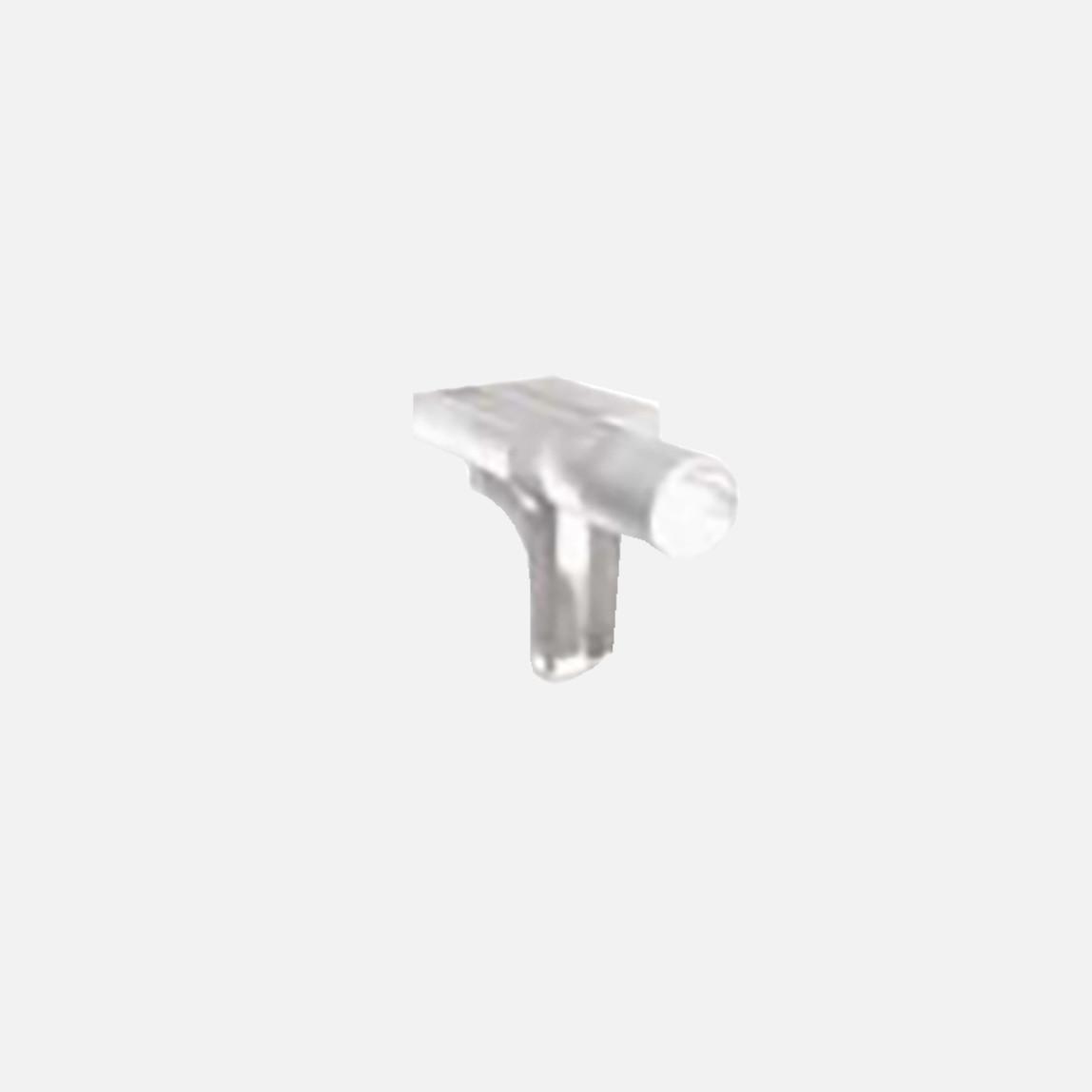 Plastik Dübelli Raf Pimi 6 Mm Beyaz 20' li