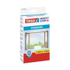 Tesa Pencere Sineklik Standart Cırt Bantlı Beyaz 1,3Mx1,5M