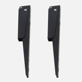30 cm Konsol 2'li Siyah