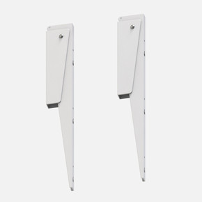45 cm Konsol 2'li Beyaz