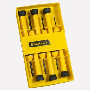 Stanley 0-66-052 6 Parça Saatçi Tornavida Seti