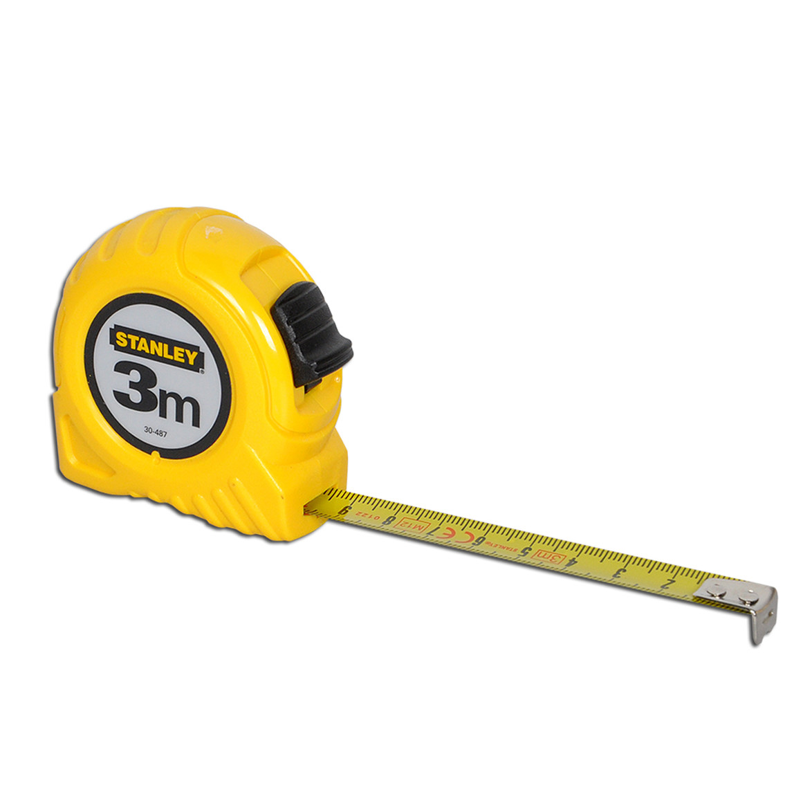 Stanley Seri 3m 13 mm Çelik Metre Sarı