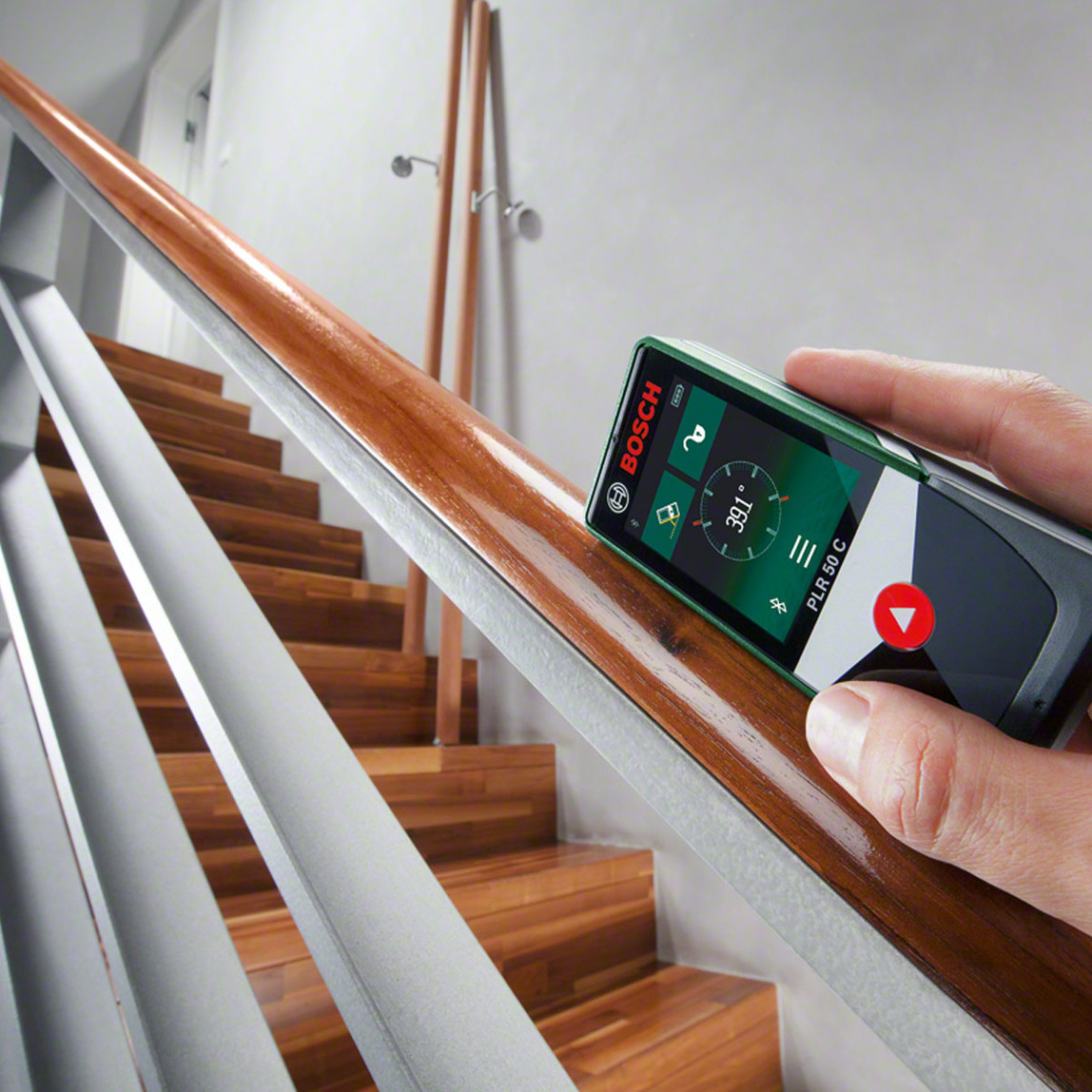 Bosch Plr50C Dijital Mesafe Ölçer