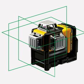 Dewalt DCE089D1G 10,8V Yatay Dikey Yeşil Lazer