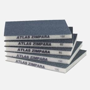 Sünger Zımpara Gri 46 Kum