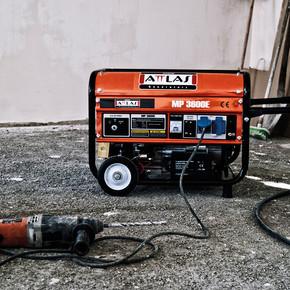 Attlas MP3600E Benzinli Jeneratör