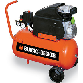 Black&Decker BD205 24 Lt 2Hp Kompresör