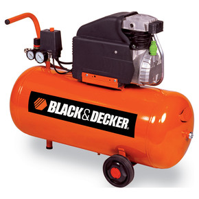 Black&Decker BD205 50 Lt 2Hp Kompresör