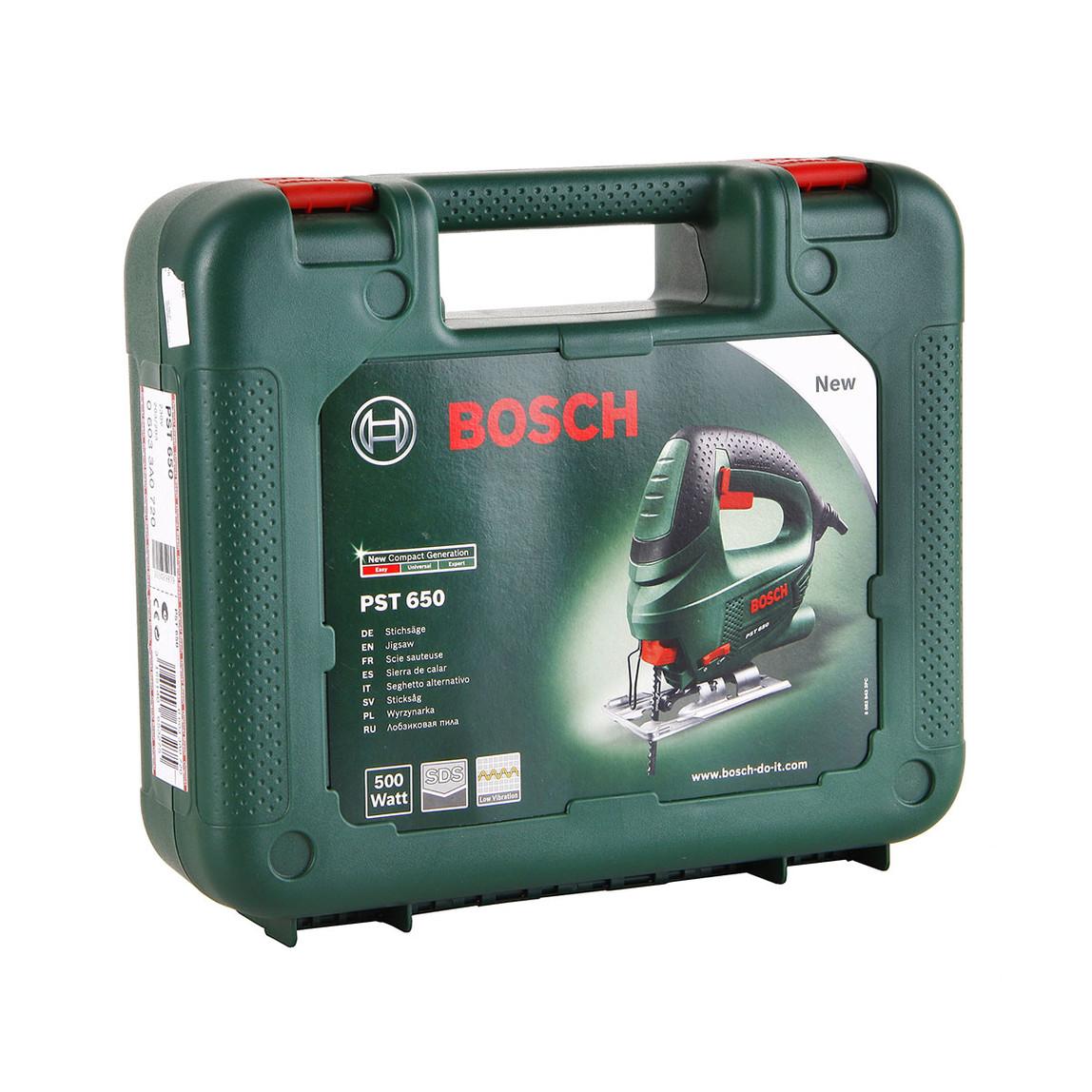 Bosch 500W Pst 650 Dekupaj Testere