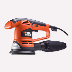Black&Decker KA191EK 480W 125mm Eksantrik Zımpara