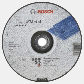 Metal Taşlama Taşı 230X6Mm Expert