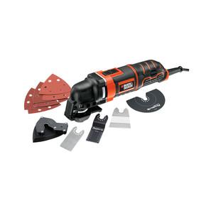 Black&Decker MT300KA Çok Amaçlı Zımpara Kesme Raspa Aleti