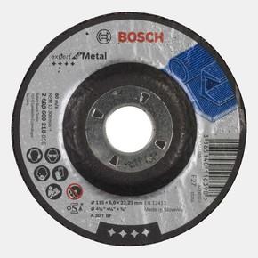 115X6Mm Metal Taşlama Disk