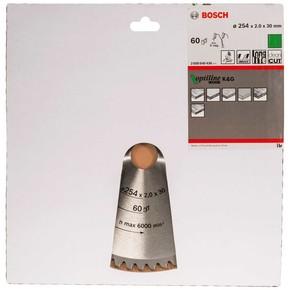 Daire Testere Bıçağı 210X30Mm  48 Diş