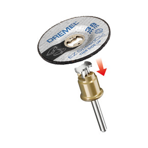 Dremel Speed Clıc Taşlama Diski (Sc541)
