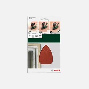 Psm Primo Multı Zımpara Kağıdı 180Kum 5' li   95X135Mm