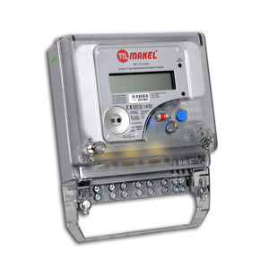 Elektronik 10/30 Trifaze Aktif Elektronik Sayaç
