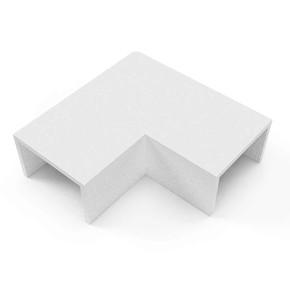 L Köşe Beyaz 25X16Mm.