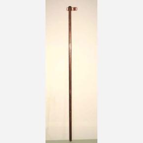 Topraklama Çubuğu 100 cm 18'lik Bakır Elektrod