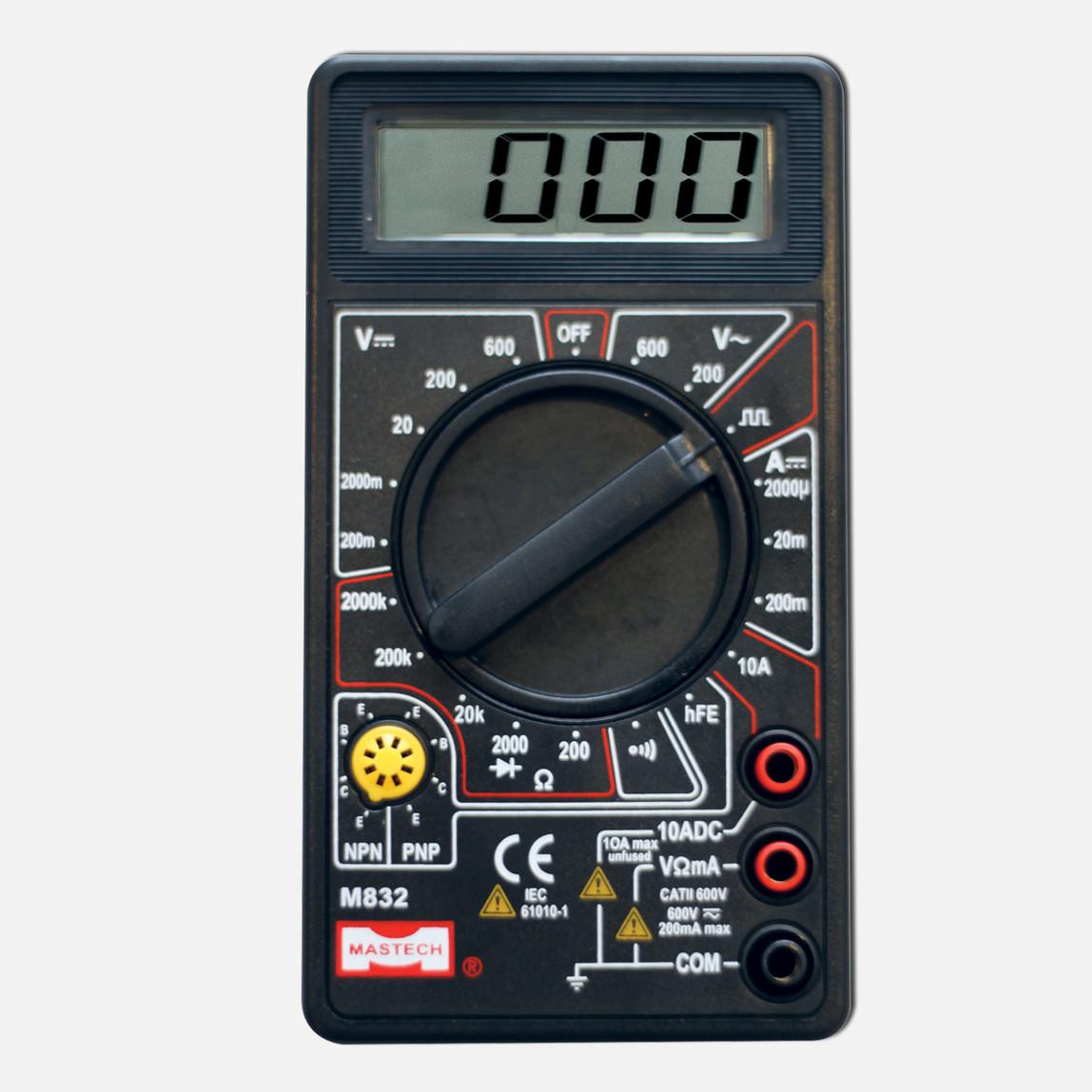 Sinometer M832 Dijital Multimetre