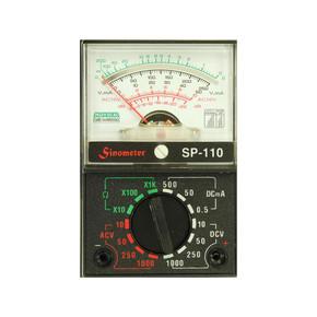 Sinometer Sp110 Cep Tipi Analog Multimetre