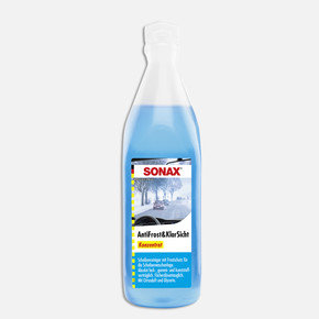 Sonax Antifrizli Konsantre Cam Temizleme Suyu 250Ml.