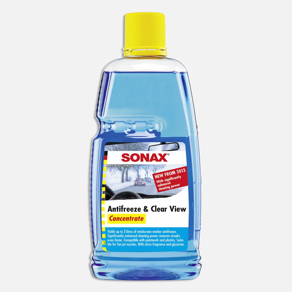 Sonax Antifrizli Konsantre Cam Suyu 1Lt.