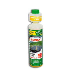 Sonax Konsantre Cam Suyu (Limon Kokulu)250ml