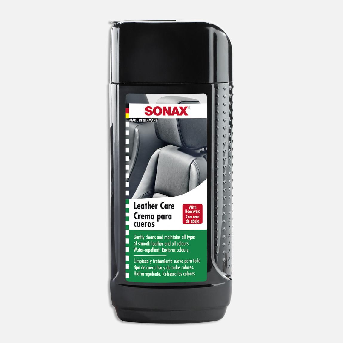 Sonax Deri Temizleyici - Koruyucu 250 Ml.