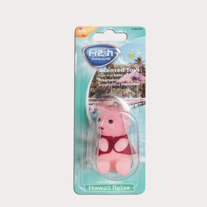 Fresh Scented Toys Figürlü Oto Kokusu(1 Alana 1 Bedava)
