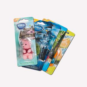 Fresh Scented Toys Figürlü Oto Kokusu
