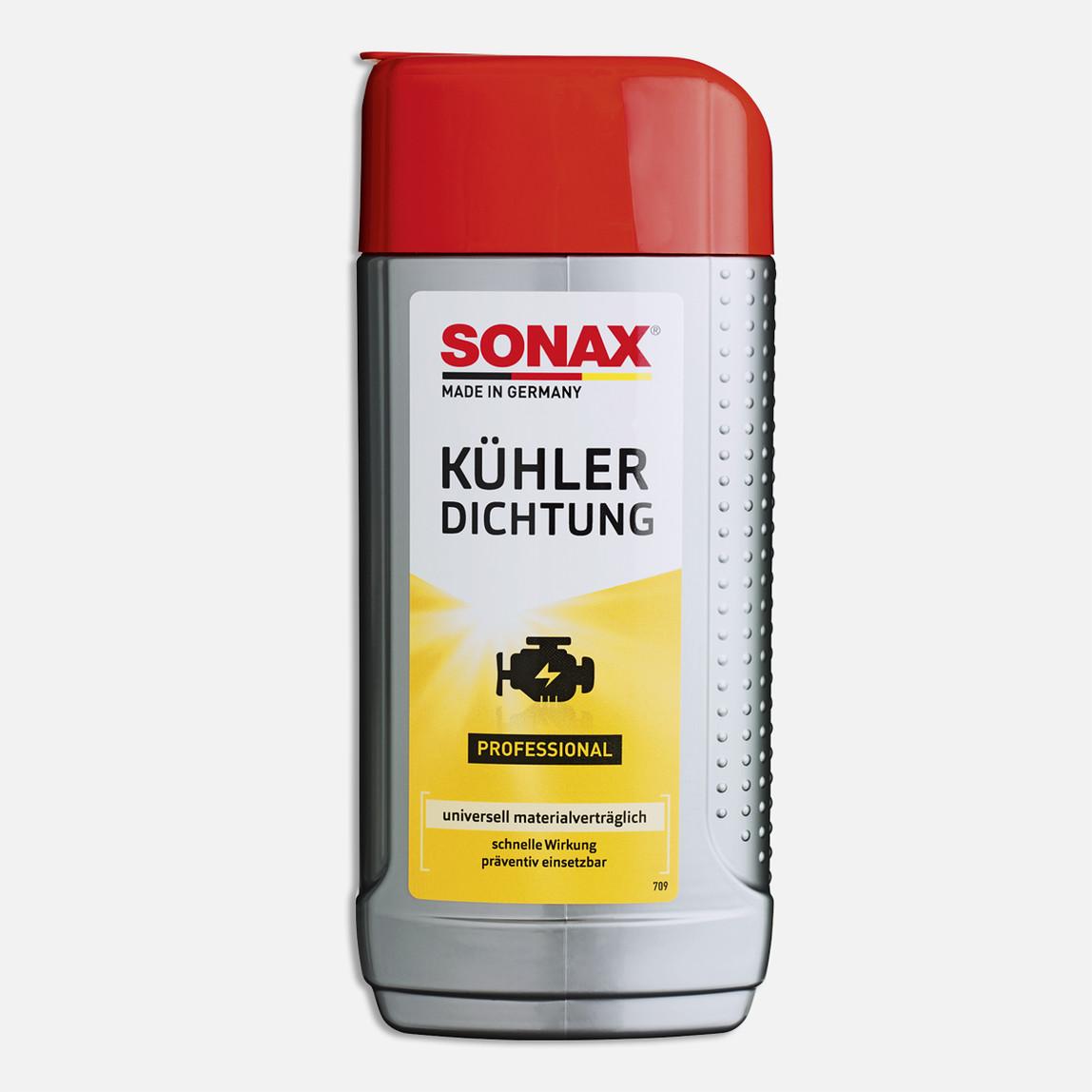 Sonax Radyatör Çatlak Tıkayıcı -250ml