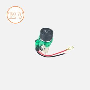 Space Yeşil Işıklı Çakmak 12V