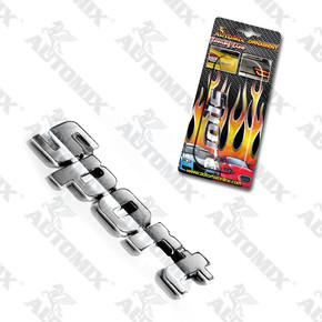3D Metal Sticker Siluet 044113