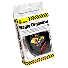 Automix 30 Lt Bagaj Organizer