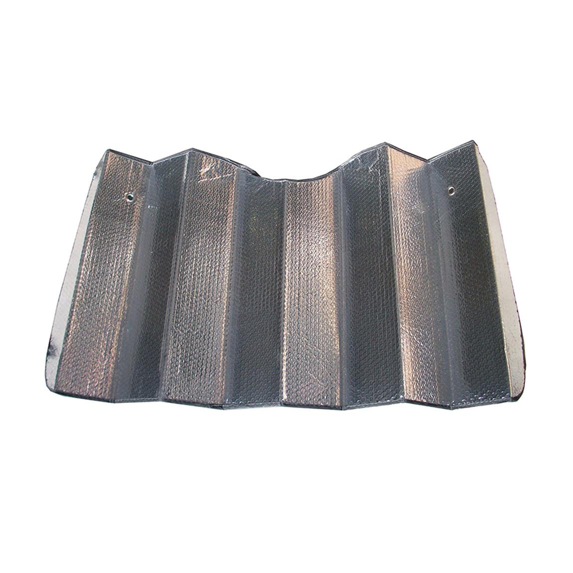 Metalize 70X150 cm Güneşlik Gümüş