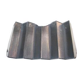 Metalize 60X130 cm Güneşlik Gümüş