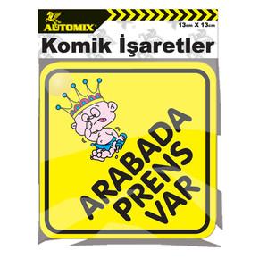 Automix Dikkat Arabada Prens Var