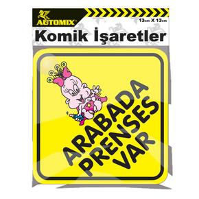 Automix Dikkat Arabada Prenses Var