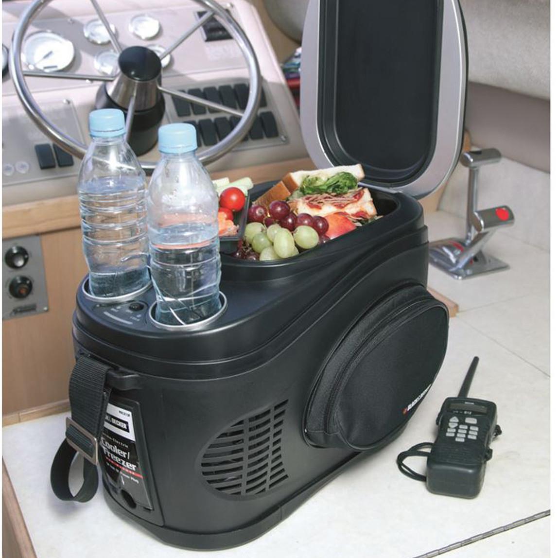 Black&Decker BDV212F Sıcak Soğuk Oto Buzdolabı