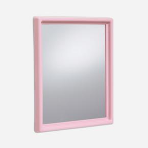 İstiridye Dikdörtgen Salon Ayna