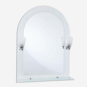 Kubbeli Biz Rodajlı Aplikli Ayna