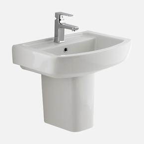 Basics 50X45 cm Lavabo